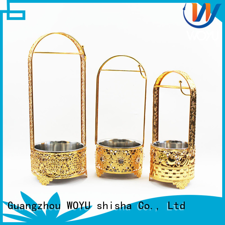 WOYU charcoal basket manufacturer for wholesale