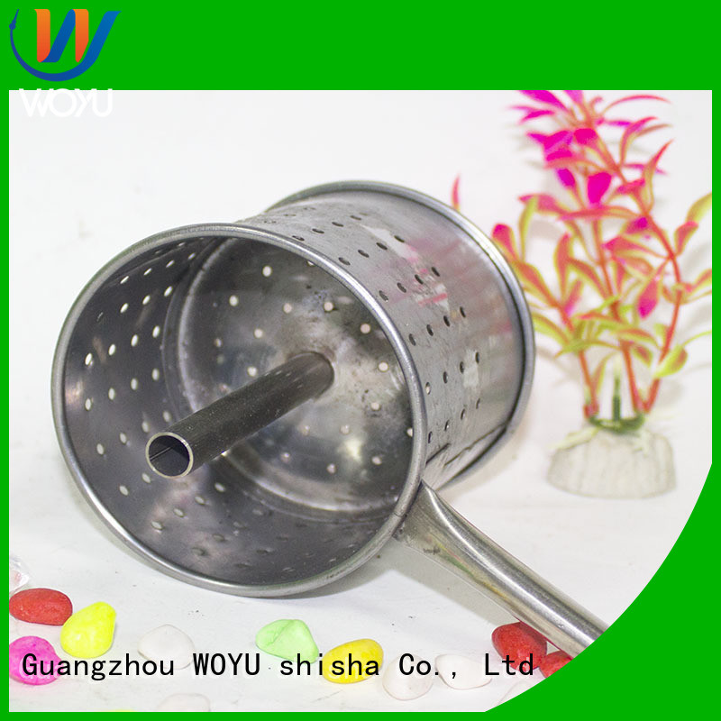 WOYU charcoal holder supplier for wholesale
