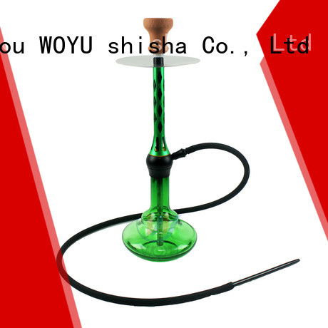 WOYU aluminum shisha one-stop services for party