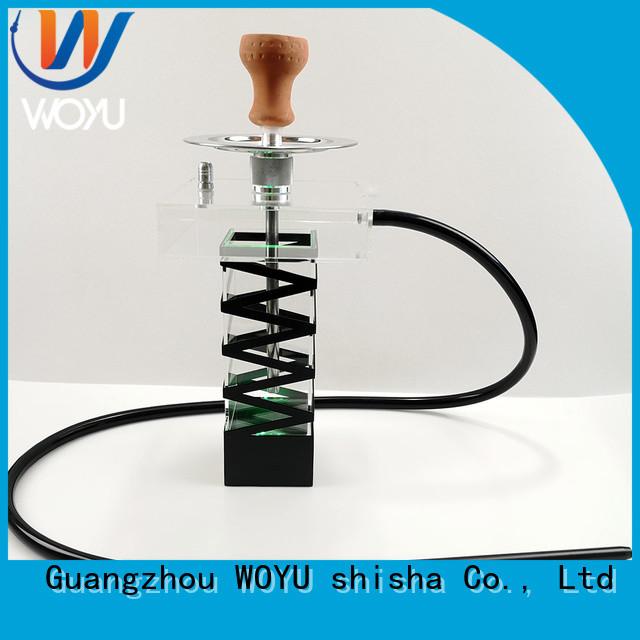 WOYU fashion hokkah products for smoker