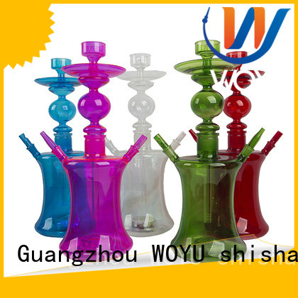 custom glass shisha factory for smoker
