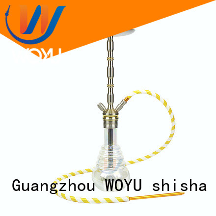 new aluminum shisha supplier for smoking