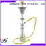 WOYU fashion stainless steel shisha manufacturer for smoker