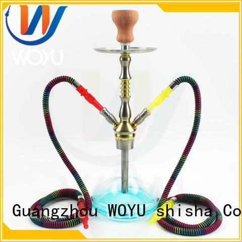 custom aluminum shisha manufacturer for pastime