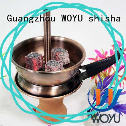 WOYU charcoal holder manufacturer for importer