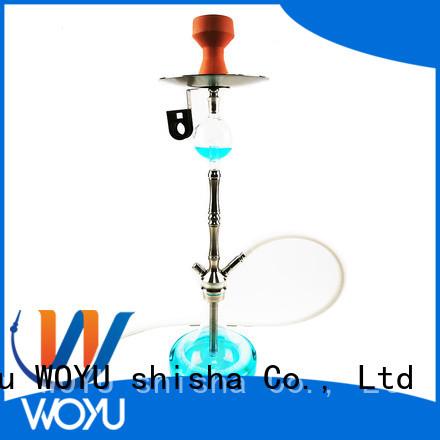 WOYU stainless steel shisha supplier for smoking