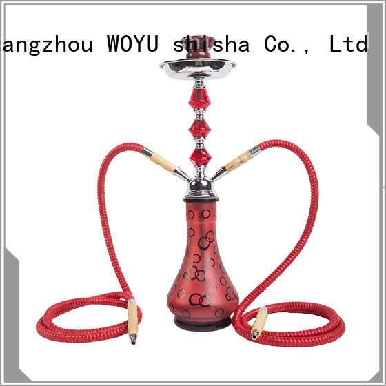 high standard iron shisha manufacturer for smoker