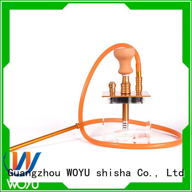 WOYU hokkah manufacturer for smoker