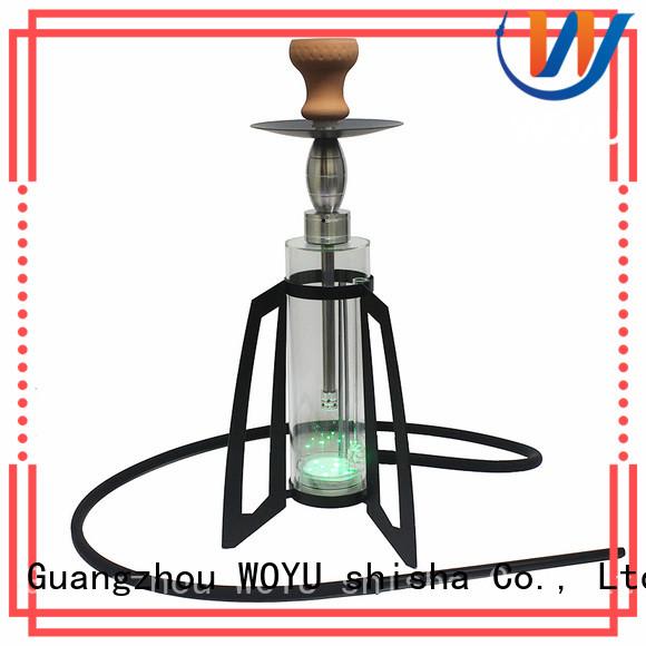 WOYU hokkah supplier for smoker