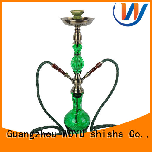 custom iron shisha supplier for smoker
