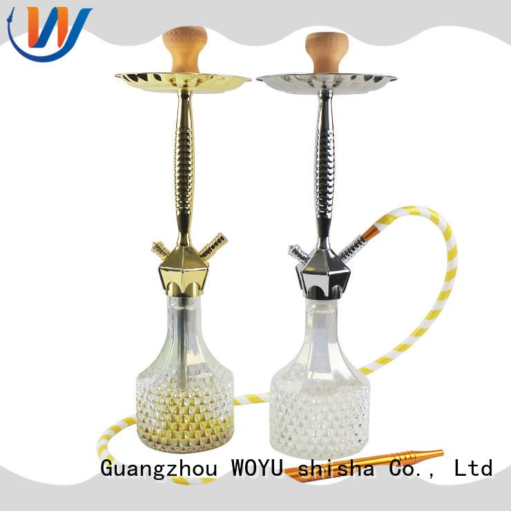 custom zinc alloy shisha manufacturer for sale