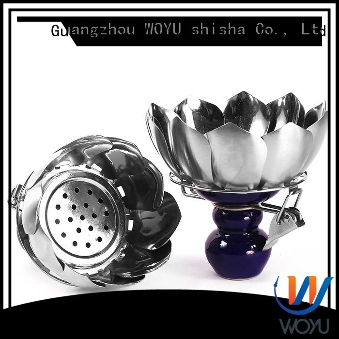 WOYU new charcoal holder supplier for smoker