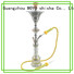 WOYU personalized stainless steel shisha supplier for pastime