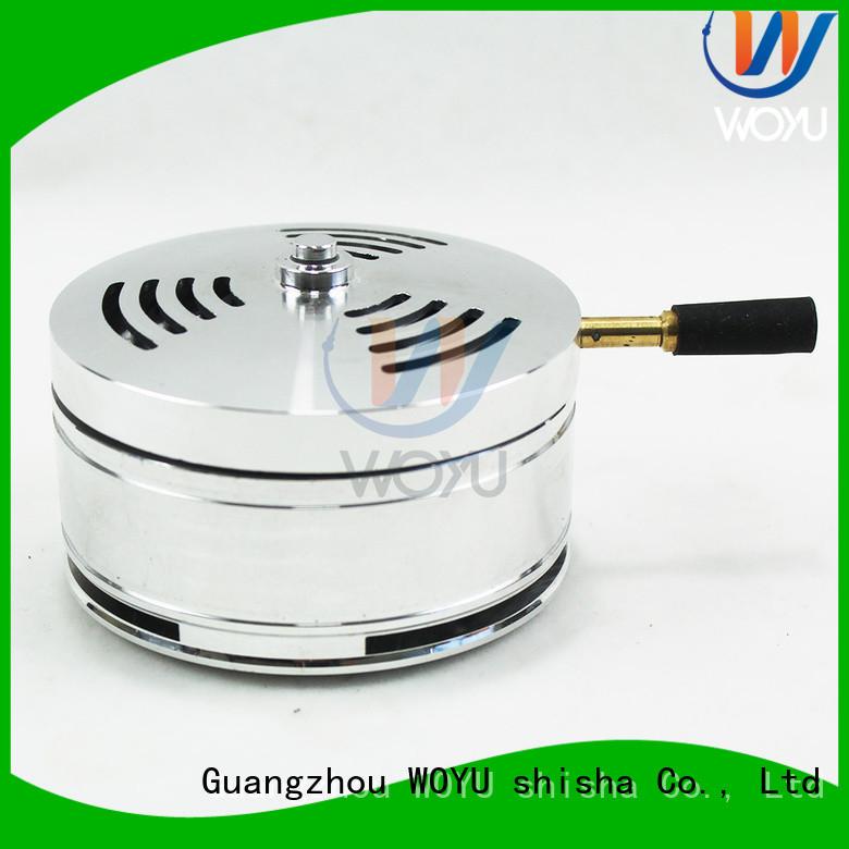 WOYU charcoal holder supplier for importer