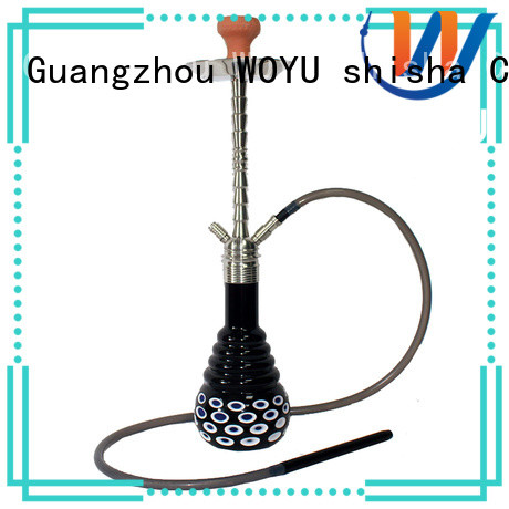 fashion stainless steel shisha factory for smoking