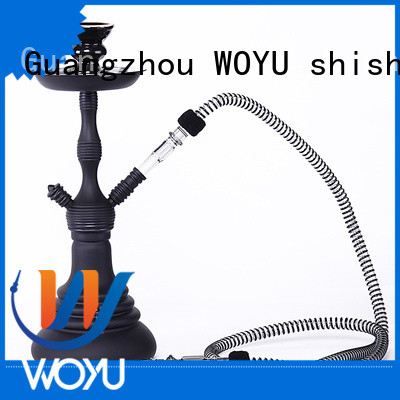 WOYU high quality zinc alloy shisha factory for wholesale