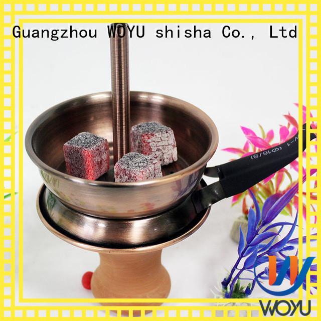 WOYU custom coal holder supplier for importer