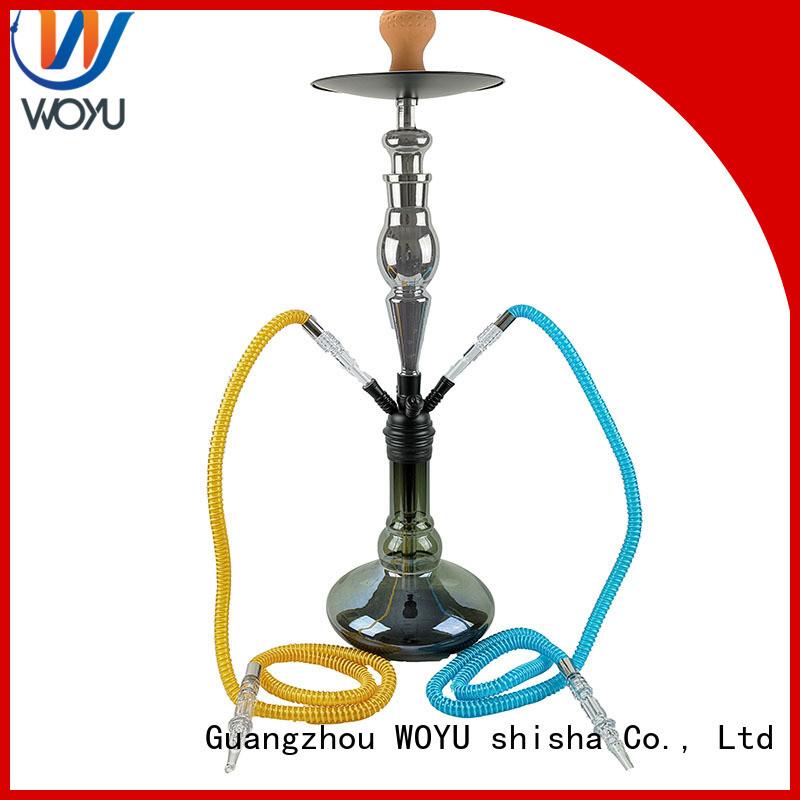 custom zinc alloy shisha factory for smoker