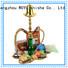 WOYU cheap iron shisha manufacturer for smoker