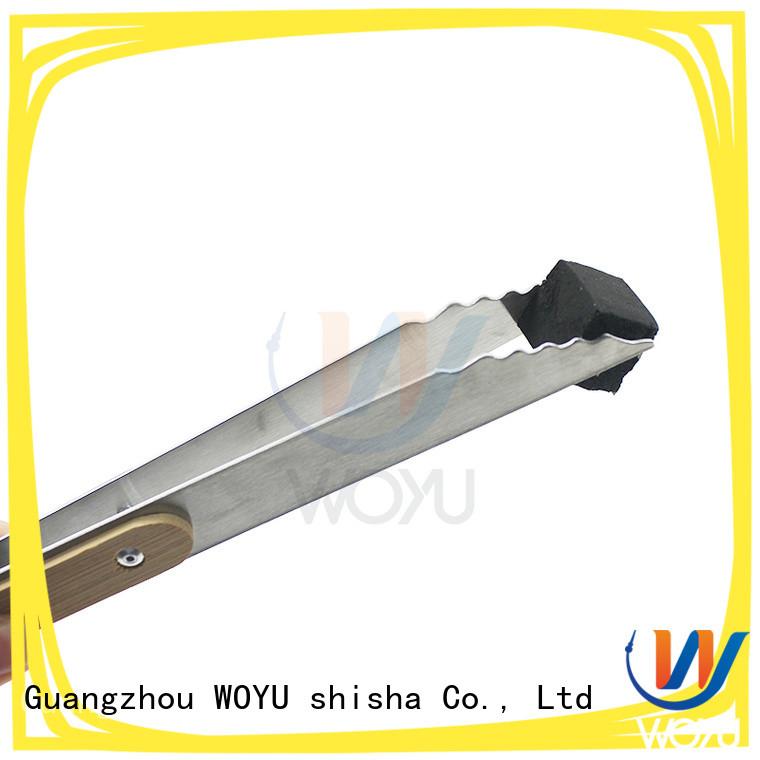 WOYU professional coal tong manufacturer for sale