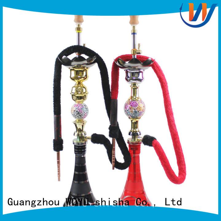 custom zinc alloy shisha supplier for sale