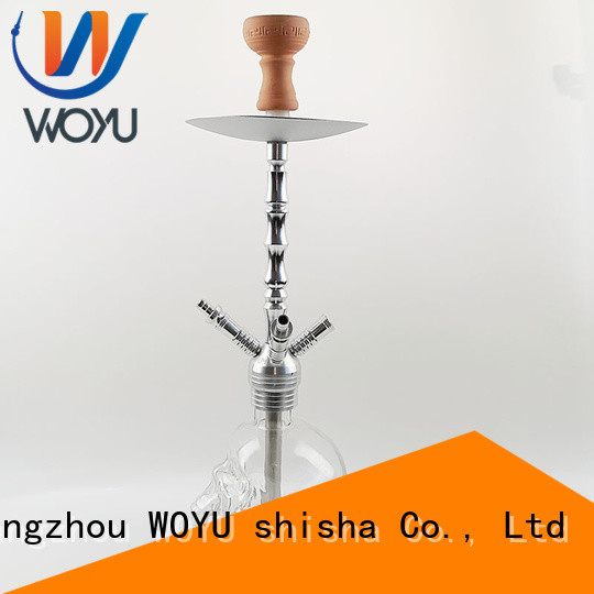 high quality zinc alloy shisha supplier for smoker