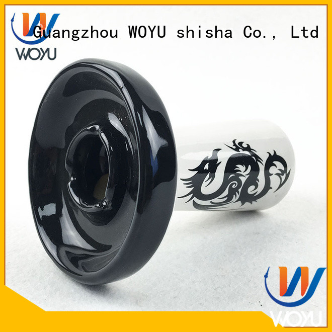 WOYU fashion shisha bowl factory for importer