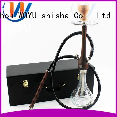custom wooden shisha factory for smoker