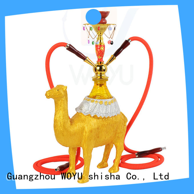 WOYU personalized resin shisha manufacturer for smoker
