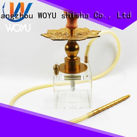 new acrylic shisha manufacturer for pastime
