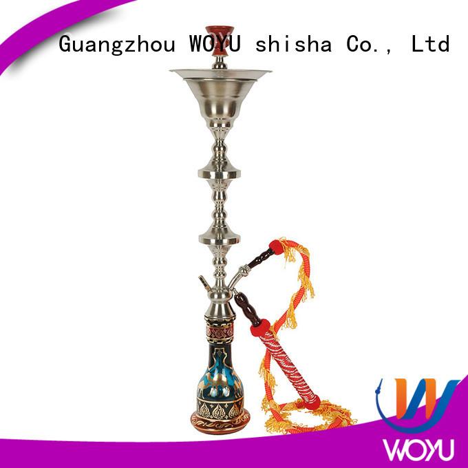 custom stainless steel shisha supplier for smoker