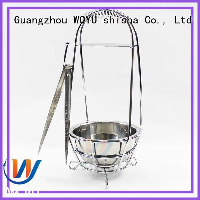 WOYU high quality charcoal basket factory for sale