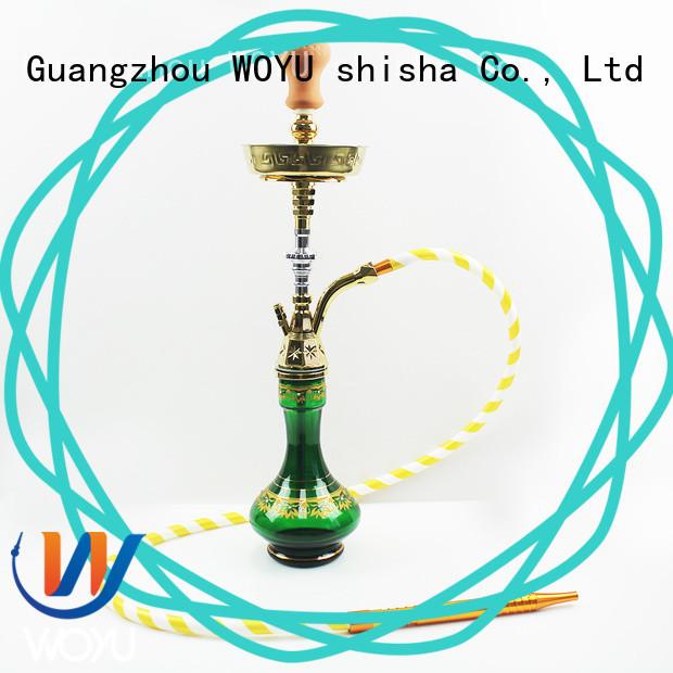 new zinc alloy shisha factory for smoker