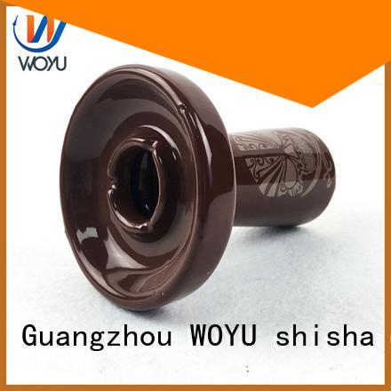 WOYU durable electronic hookah bowl wholesale for travelers