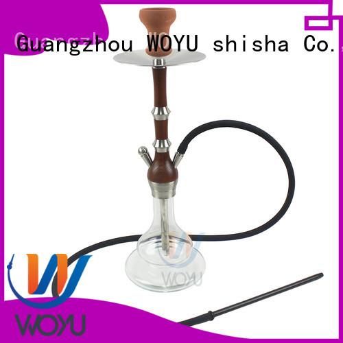 WOYU wooden shisha supplier for smoker