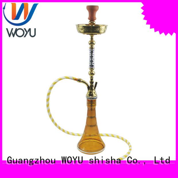custom zinc alloy shisha manufacturer for smoker