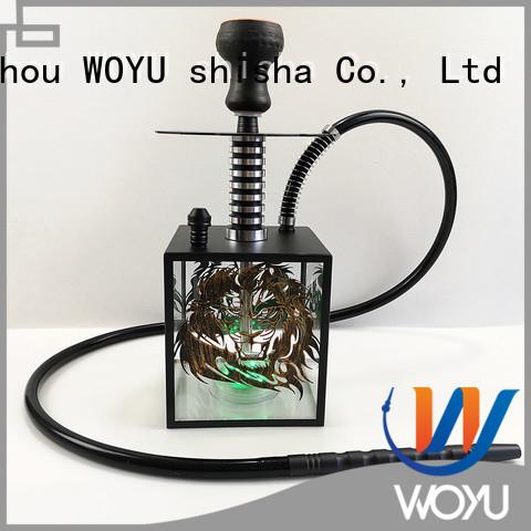 WOYU new acrylic shisha products for smoker