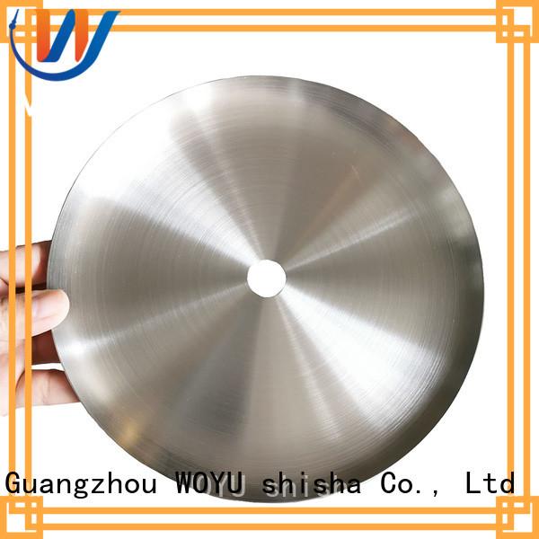 fashion shisha plate manufacturer for sale