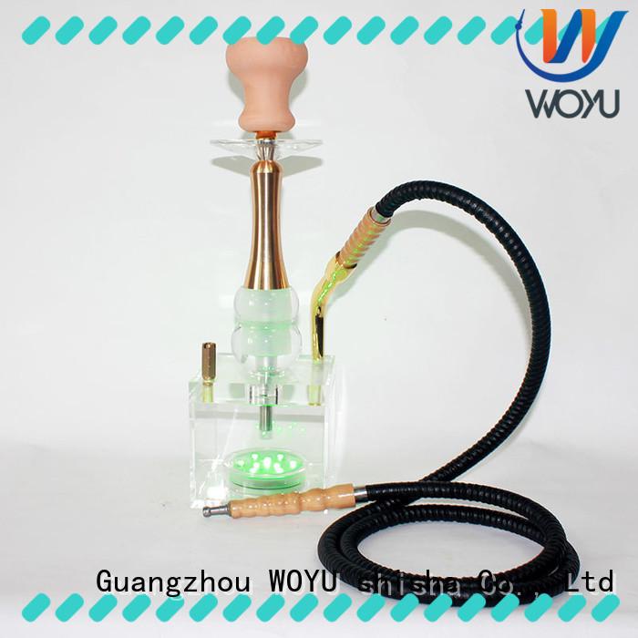 WOYU new hokkah products for smoking