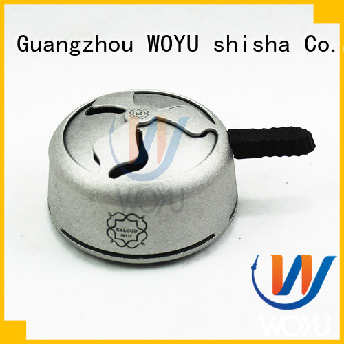 WOYU professional charcoal holder factory for importer
