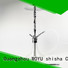 WOYU personalized zinc alloy shisha supplier for sale
