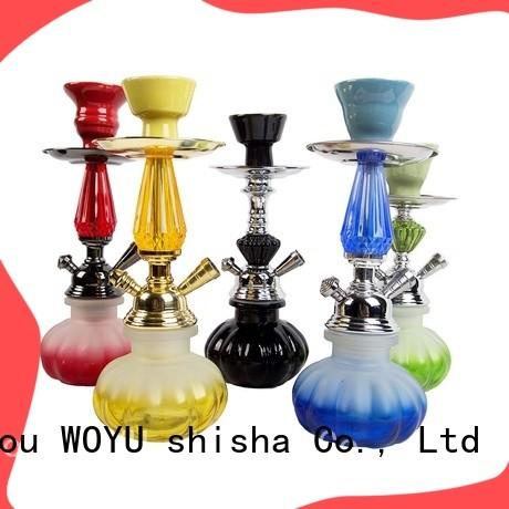 WOYU iron shisha brand for smoker