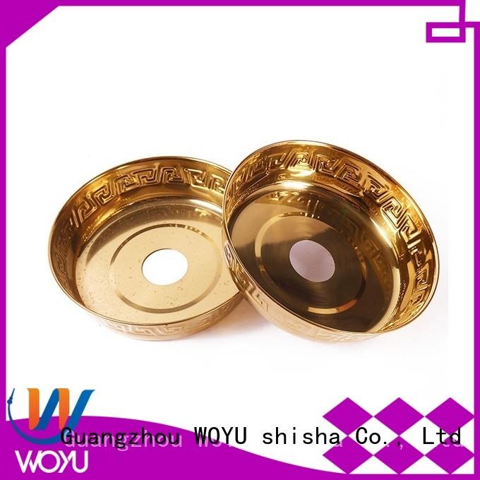 WOYU new shisha plate manufacturer for wholesale