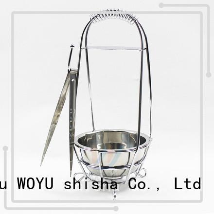 WOYU charcoal basket factory for smoker