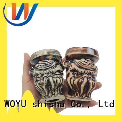 WOYU shisha bowl products for smoker