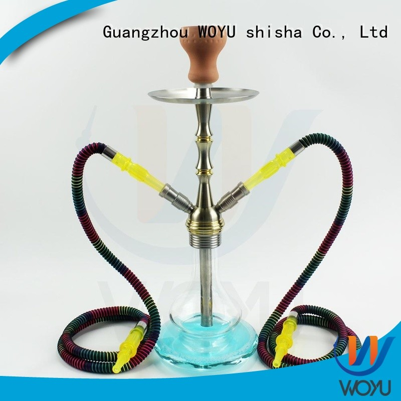 custom aluminum shisha factory for smoking