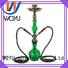 WOYU iron shisha factory for smoker