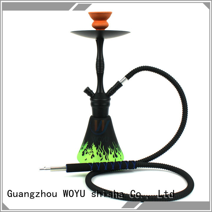 100% quality aluminum shisha one-stop services for party