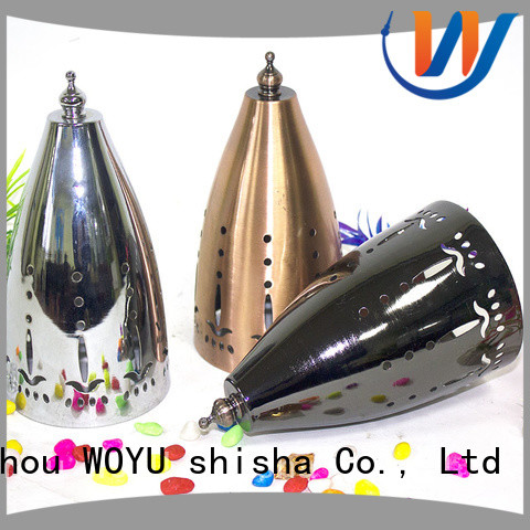 WOYU new wind cover factory for smoker