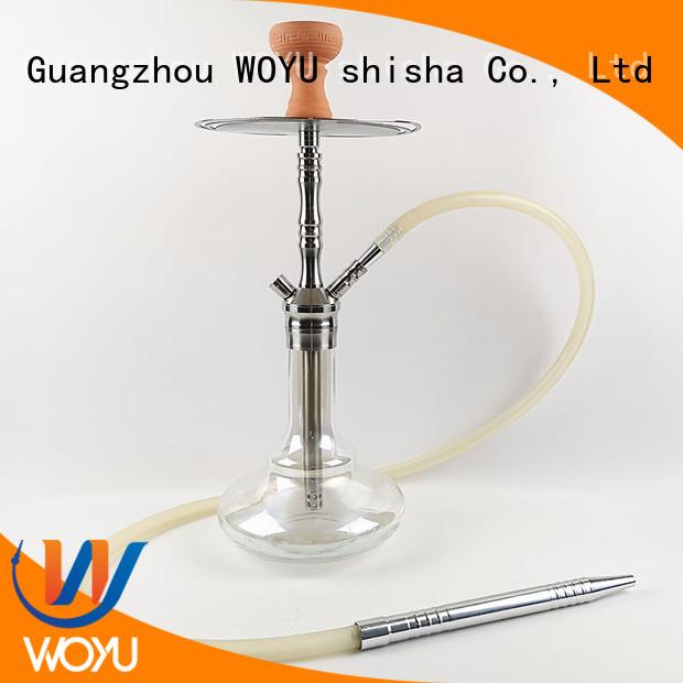 custom stainless steel shisha manufacturer for smoker